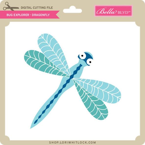 Bug Explorer - Dragonfly