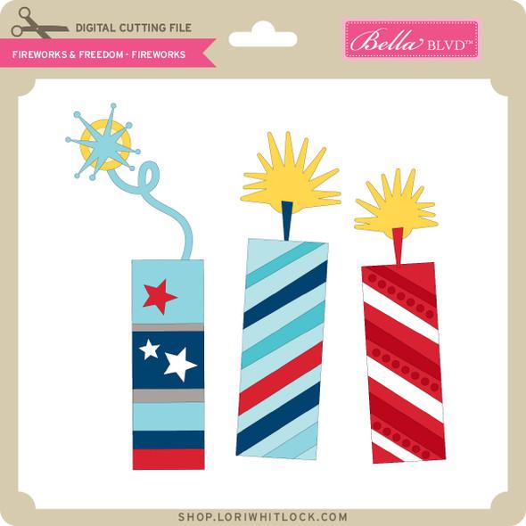 Fireworks & Freedom - Fireworks 4
