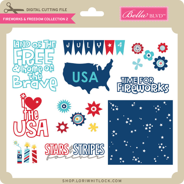 Fireworks & Freedom - Collection 2