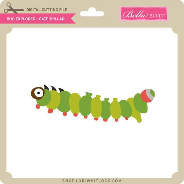 Bug Explorer 2 - Caterpillar