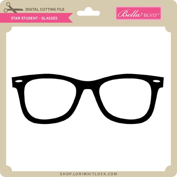 Star Student - Glasses