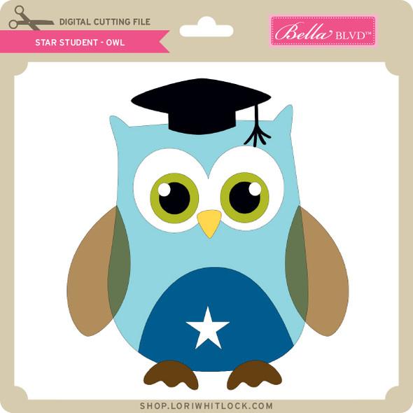 Star Student - Owl