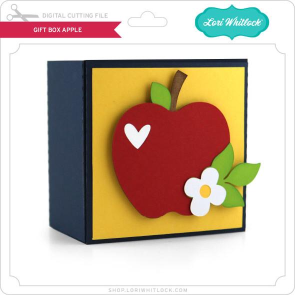 Gift Box Apple