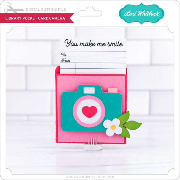 LIbrary Pocket Card Camera