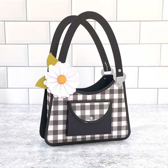 Purse with Pocket