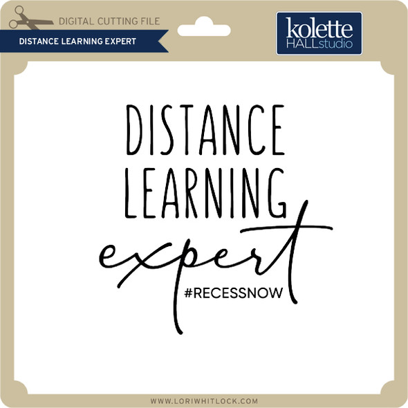 Distance Learning Expert