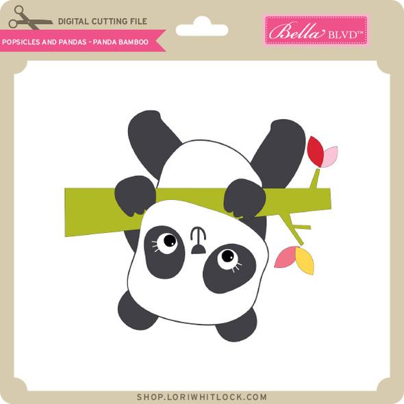 Popsicles and Pandas - Panda Bamboo