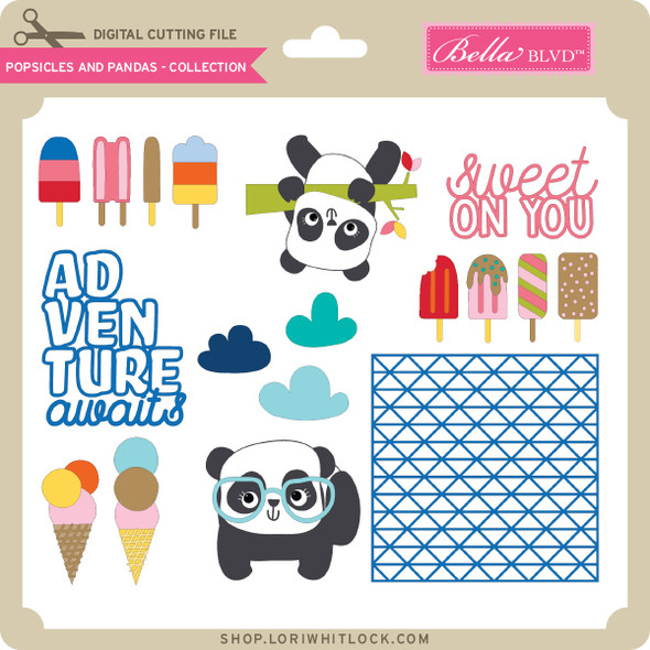Popsicles and Pandas - Collection