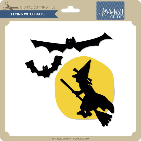 Flying Witch Bats