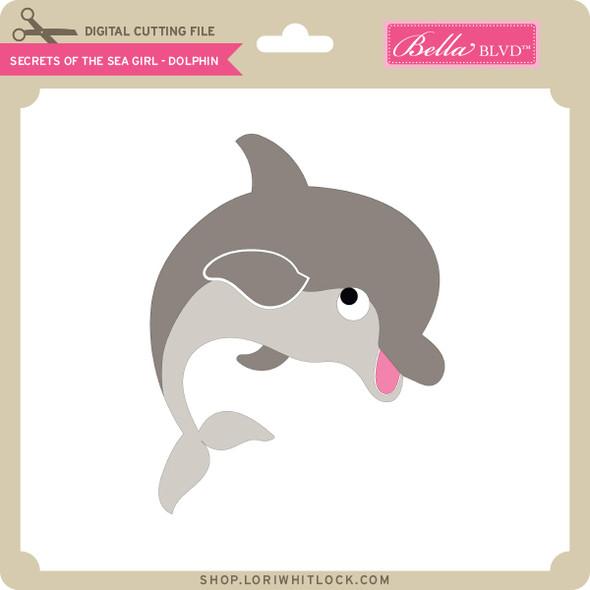 Secrets of the Sea Girl - Dolphin
