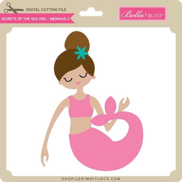 Secrets of the Sea Girl - Mermaid 2