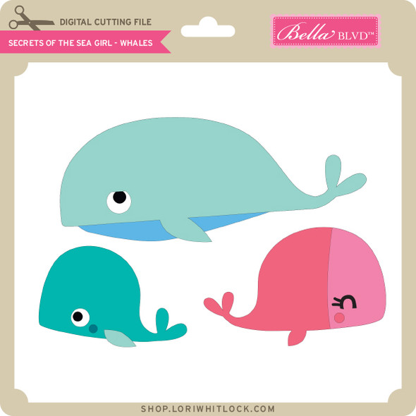 Secrets of the Sea Girl - Whales
