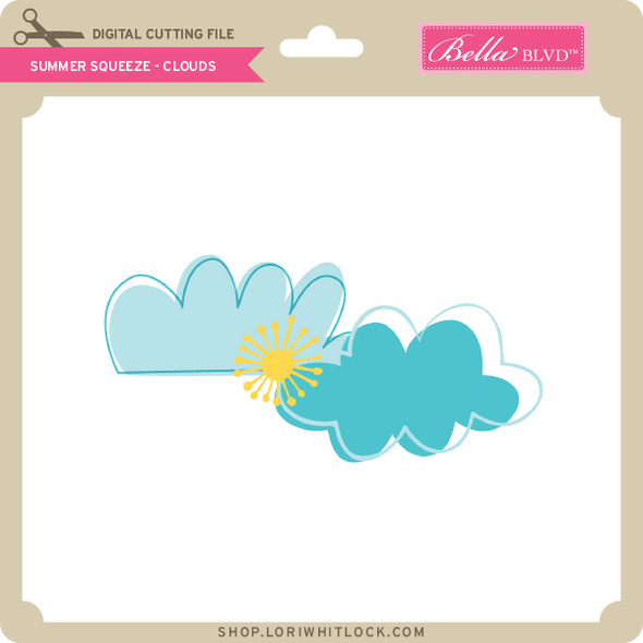 Summer Squeeze - Clouds