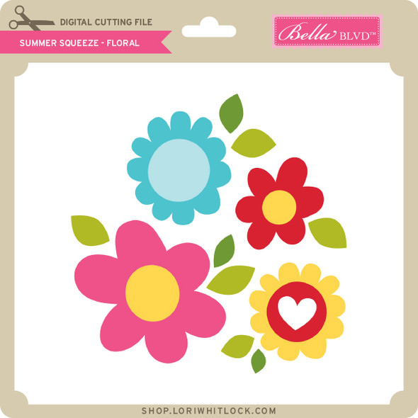 Summer Squeeze - Floral