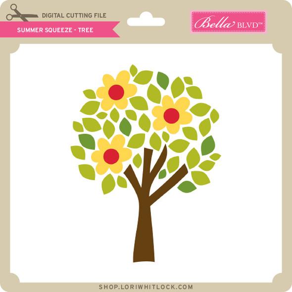 Summer Squeeze - Tree