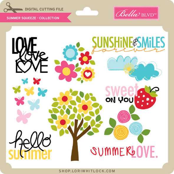 Summer Squeeze - Collection