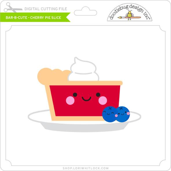 Bar B Cute - Cherry Pie Slice