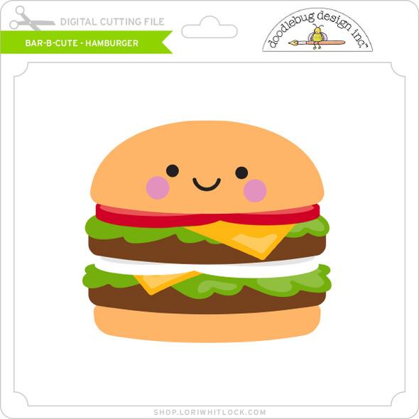 Bar B Cute - Hamburger