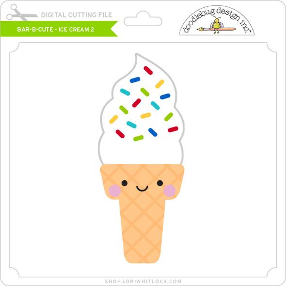 Bar B Cute - Ice Cream 2