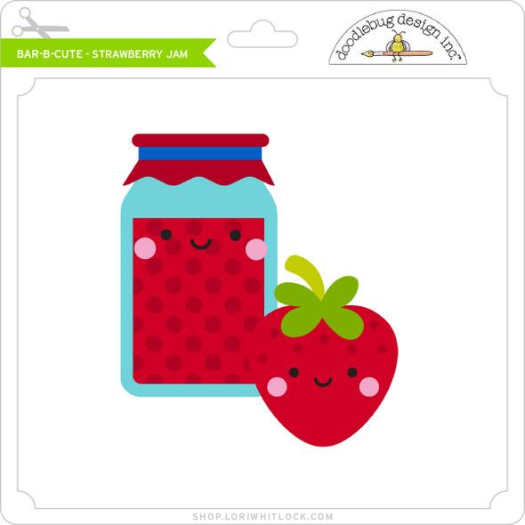 Bar B Cute - Strawberry Jam