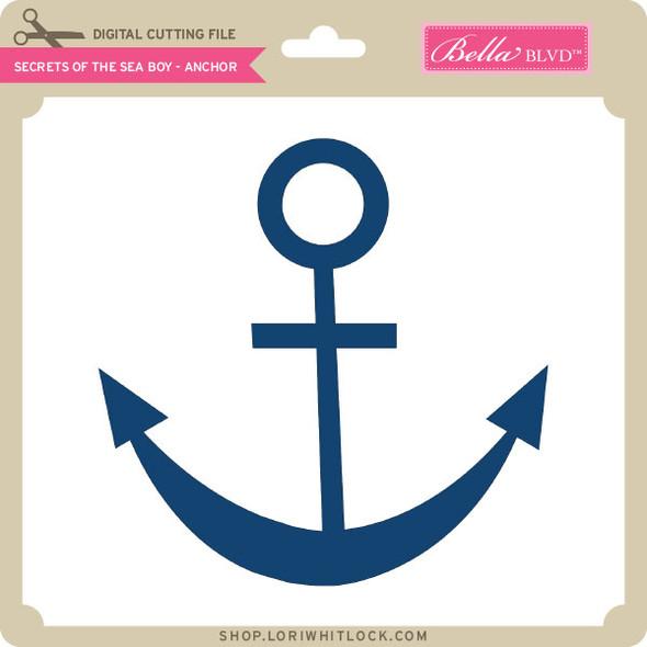 Secrets of the Sea Boy - Anchor