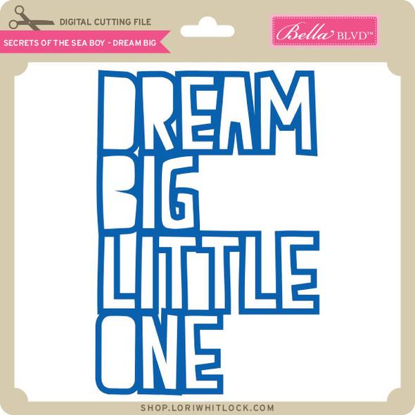 Secrets of the Sea Boy - Dream Big