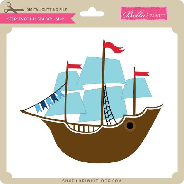 Secrets of the Sea Boy - Ship