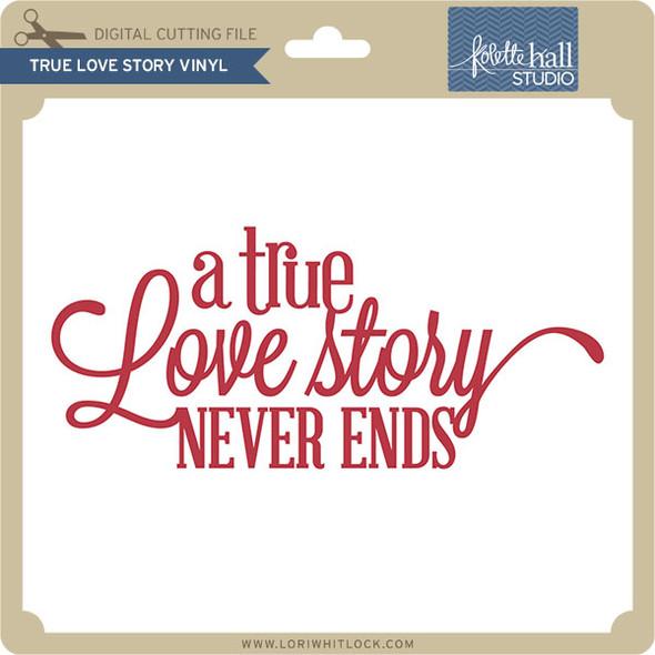 True Love Story Vinyl