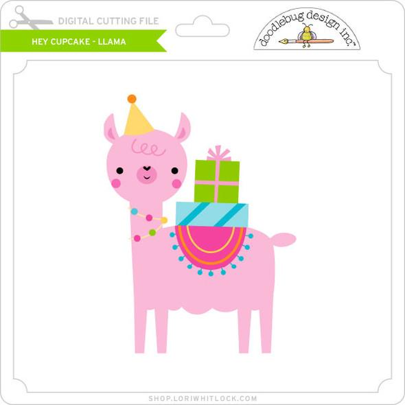 Hey Cupcake - Llama