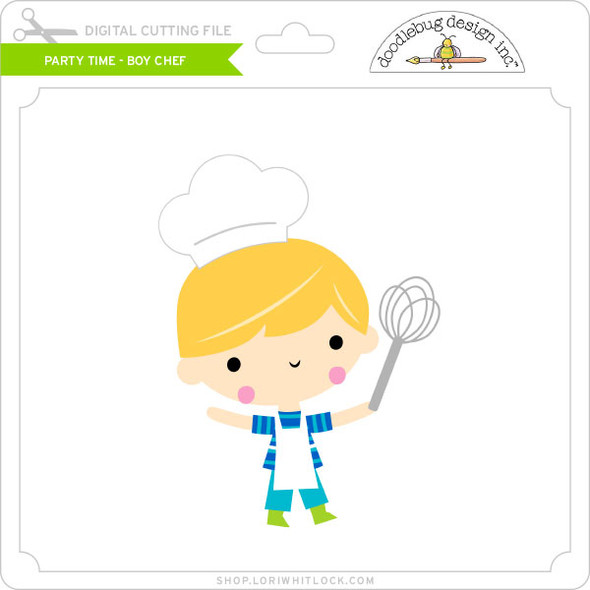 Party Time - Boy Chef