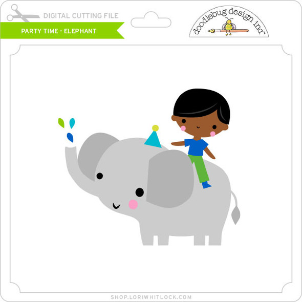 Party Time - Elephant