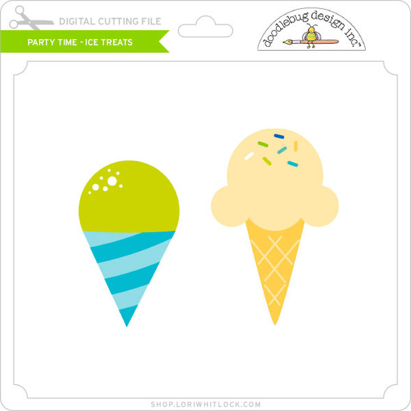 Party Time - Ice Treats