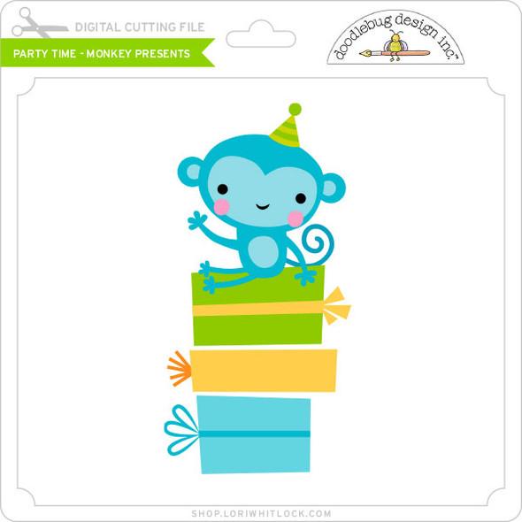 Party Time - Monkey Presents