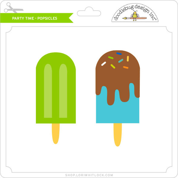 Party Time - Popsicles