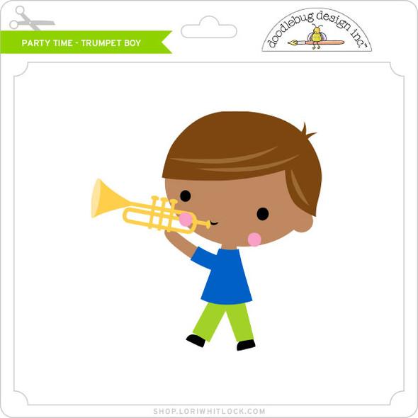 Party Time - Trumpet Boy
