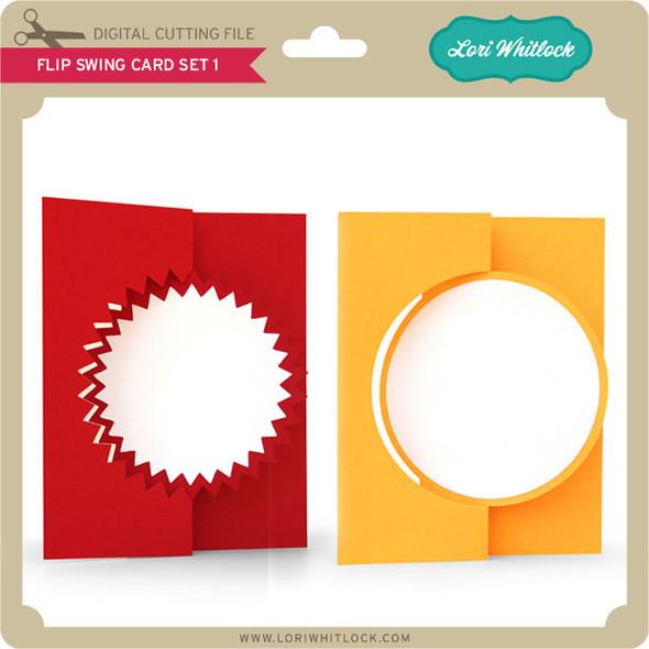 Flip Swing Card Set 1
