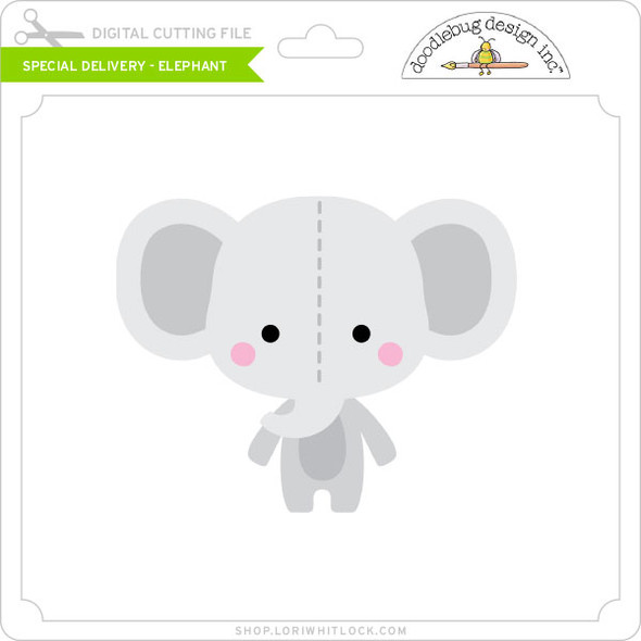 Special Delivery - Elephant
