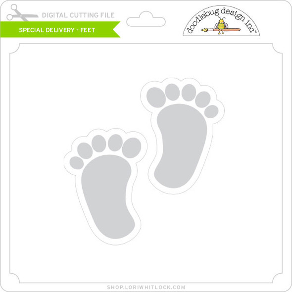 Special Delivery - Feet