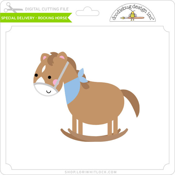 Special Delivery - Rocking Horse