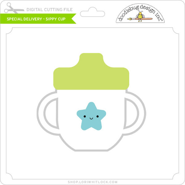 Special Delivery - Sippy Cup