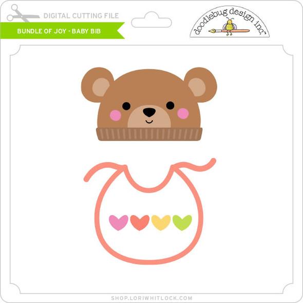 Bundle of Joy - Baby Bib