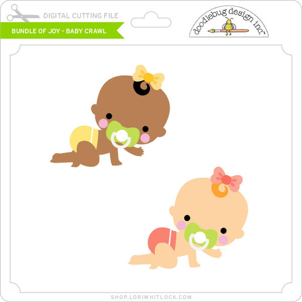 Bundle of Joy - Baby Crawl