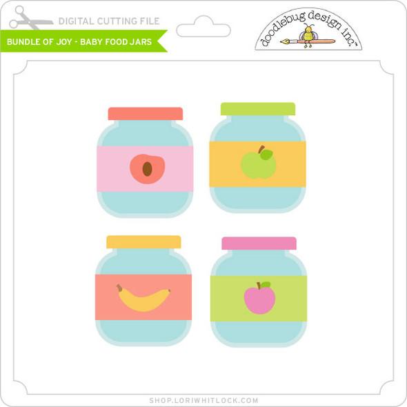 Bundle of Joy - Baby Food Jars