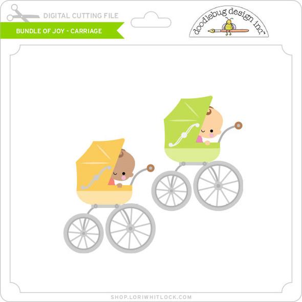 Bundle of Joy - Carriage