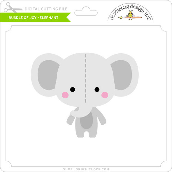 Bundle of Joy - Elephant
