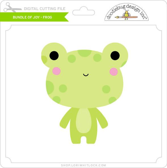 Bundle of Joy - Frog