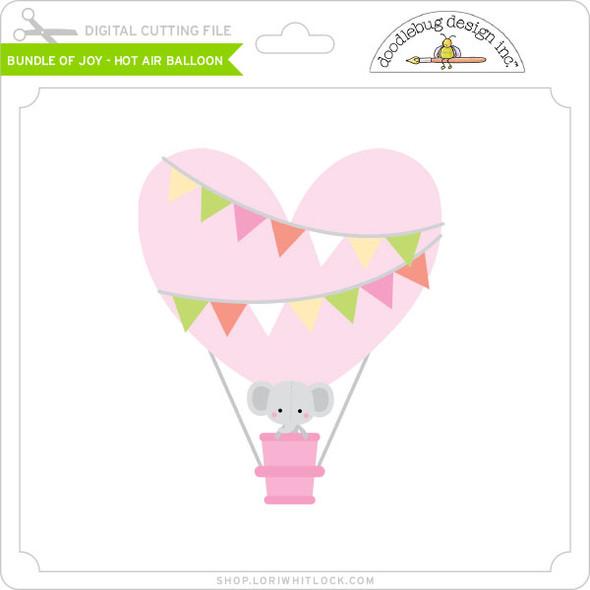 Bundle of Joy - Hot Air Balloon