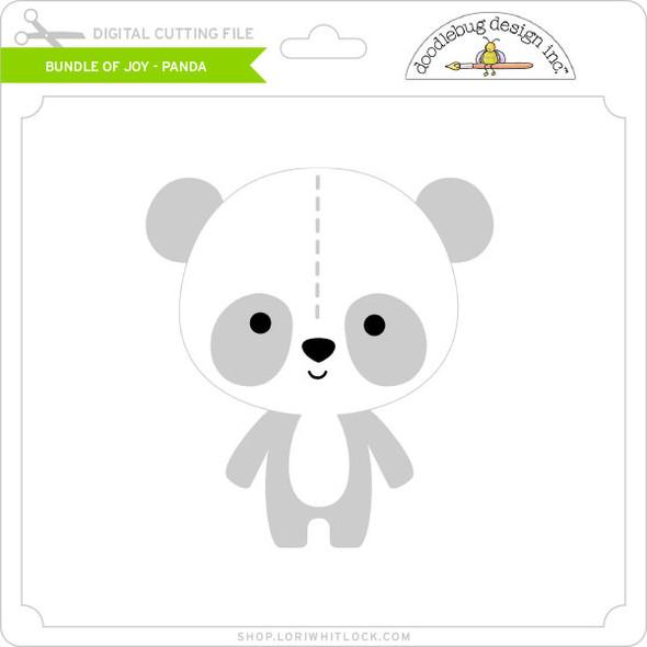 Bundle of Joy - Panda