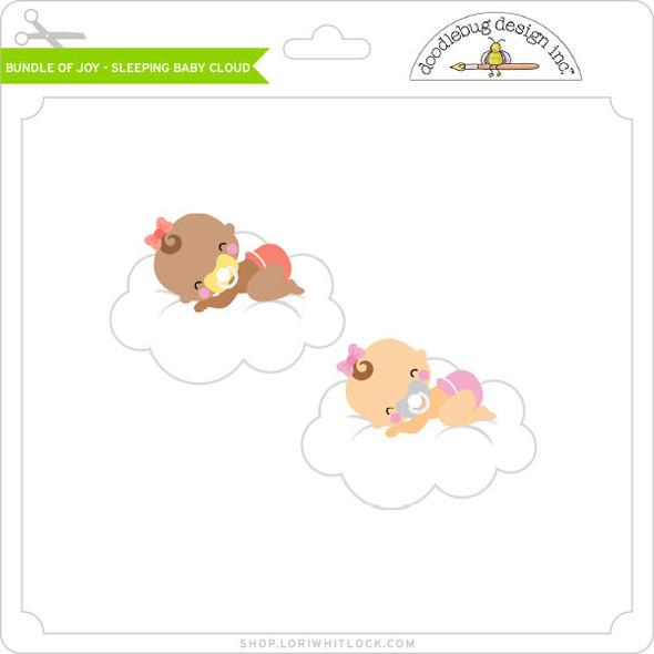Bundle of Joy - Sleeping Baby Cloud