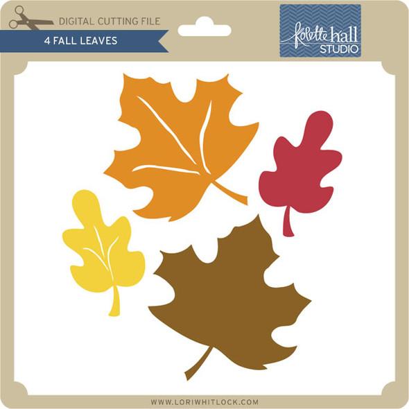 4 Fall Leaves 2